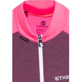 Etxeondo Maillot M/C Terra S/S Jersey Women Pink